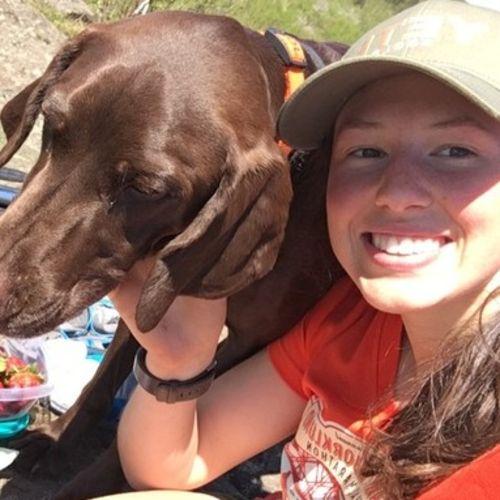 Pet Care Provider Anja M's Profile Picture