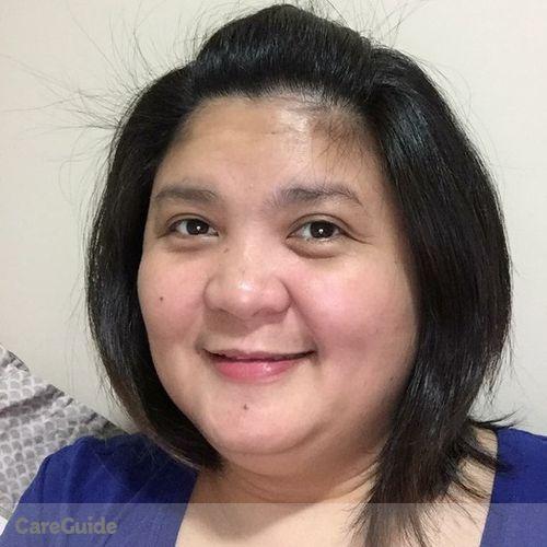 Canadian Nanny Provider Cherry Casino's Profile Picture
