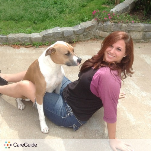 Pet Care Provider Hannah Lindsay's Profile Picture