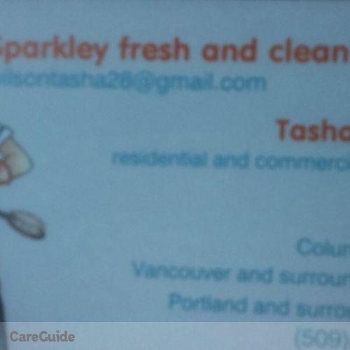 Housekeeper Provider Tasha Wilson's Profile Picture