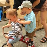 Seeking childcare for our nanny share