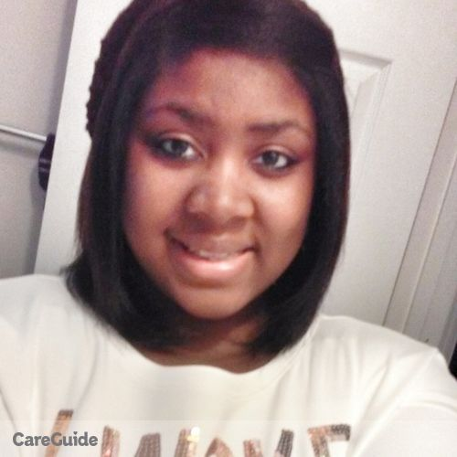 Child Care Provider Shakera Strickland's Profile Picture