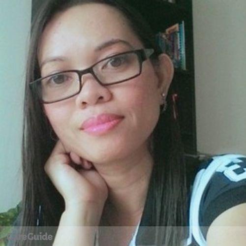 Elder Care Provider Kathyrene Manibo's Profile Picture