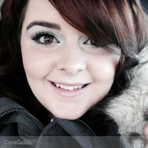 Canadian Nanny Provider Alyssa McRae's Profile Picture