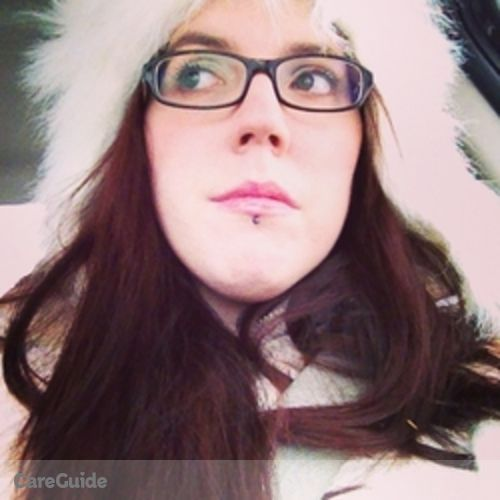 Canadian Nanny Provider Lily K's Profile Picture