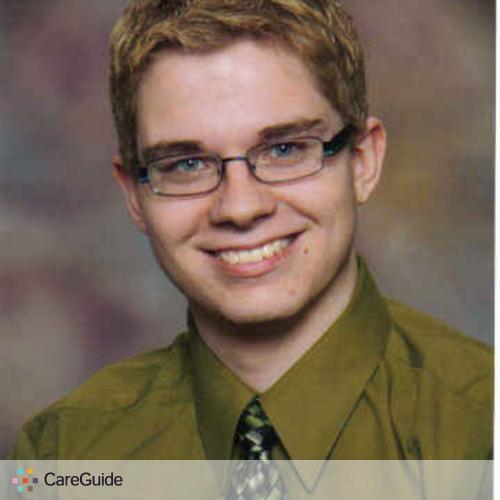 Child Care Provider Brayden Krebs's Profile Picture