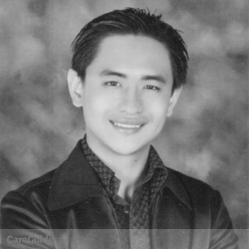 Canadian Nanny Provider Mark Garcia's Profile Picture