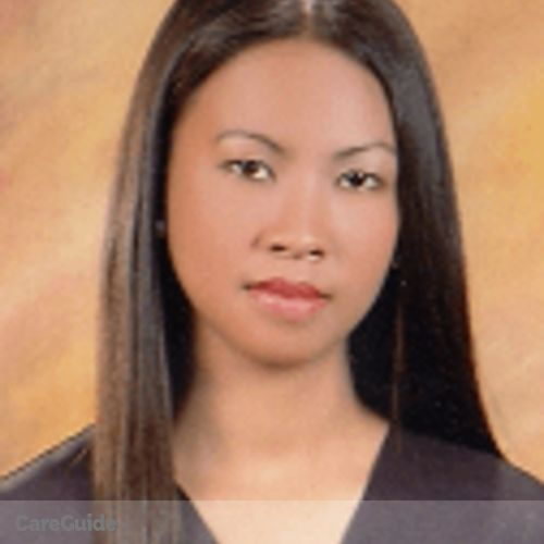 Canadian Nanny Provider Lorena Rovira's Profile Picture