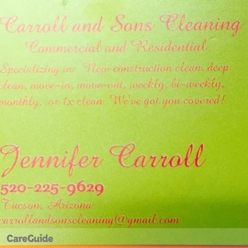 Housekeeper Provider Jennifer Carroll's Profile Picture