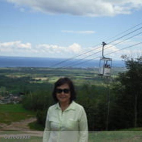 Canadian Nanny Provider Perla Montano's Profile Picture