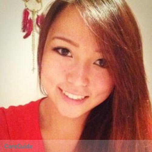 Canadian Nanny Provider Renza Munando's Profile Picture