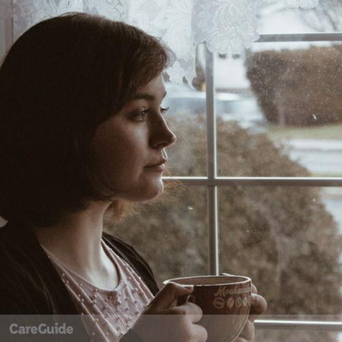 Canadian Nanny Provider Marianne Larivière's Profile Picture