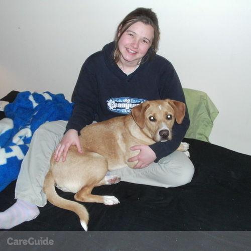 Pet Care Provider Amy H's Profile Picture