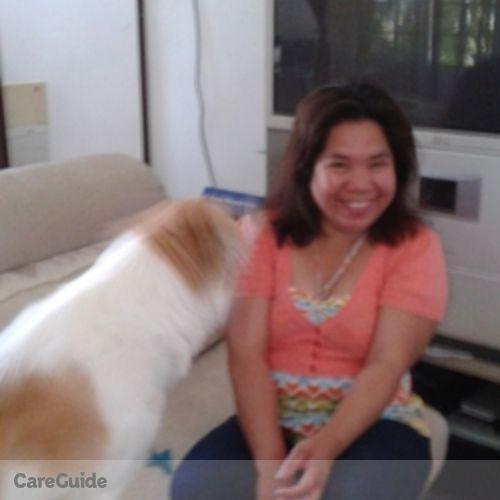Canadian Nanny Provider Letecia Hablero's Profile Picture