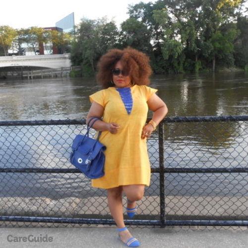 Child Care Provider Amina B's Profile Picture