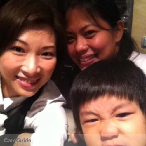 Canadian Nanny Provider Minda Ang's Profile Picture
