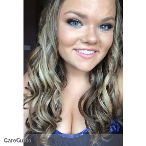Canadian Nanny Provider Kristen Allen's Profile Picture