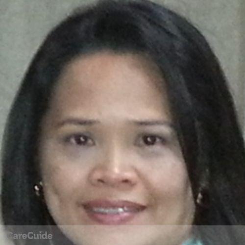 Canadian Nanny Provider Susana De Villa's Profile Picture