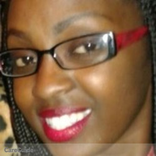 Housekeeper Provider Shaleah Knight's Profile Picture