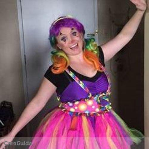 Canadian Nanny Provider Tiffany J's Profile Picture