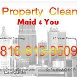 Lqqk! Kc Property Cleaning