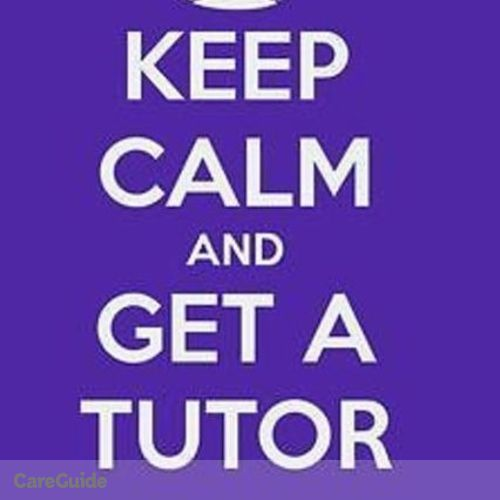 Experienced and knowledgeable tutor looking to help you grow!