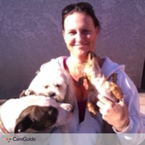 Pet Care Provider Beth Lucier's Profile Picture