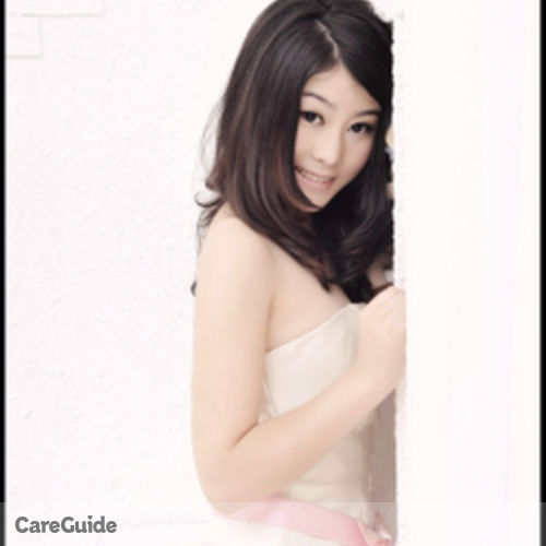 Canadian Nanny Provider Recca Wang's Profile Picture