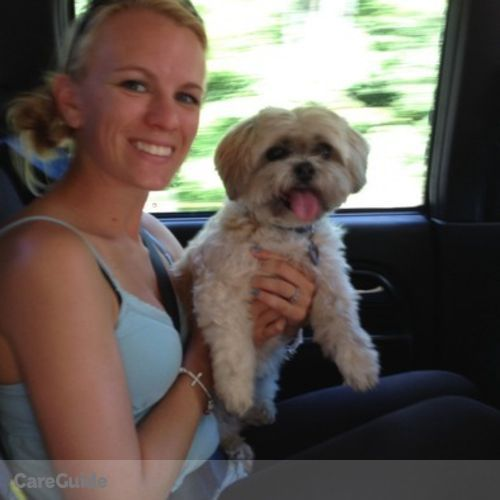 Pet Care Provider Krista Kromidas's Profile Picture