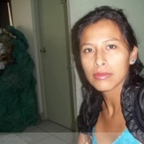Canadian Nanny Provider Sonia Chirihuana's Profile Picture