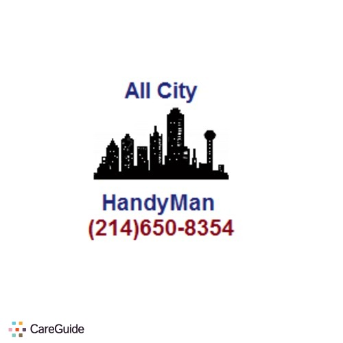 Handyman Provider All City HandyMan's Profile Picture