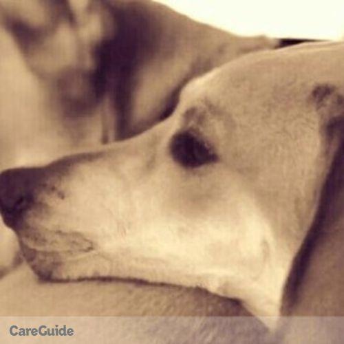 Pet Care Provider Shena H's Profile Picture