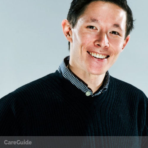 Pet Care Job Todd Moy's Profile Picture