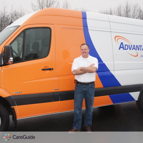 Housekeeper Provider AdvantaClean of Lexington, KY 's Profile Picture