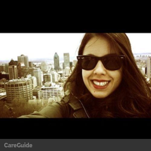 Canadian Nanny Provider Ana laura Quinonez's Profile Picture