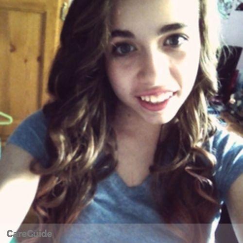 Canadian Nanny Provider Eliana Segura's Profile Picture