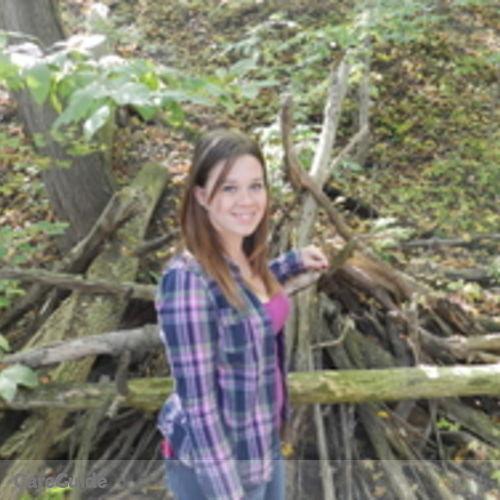 Canadian Nanny Provider Alyssa Schade's Profile Picture