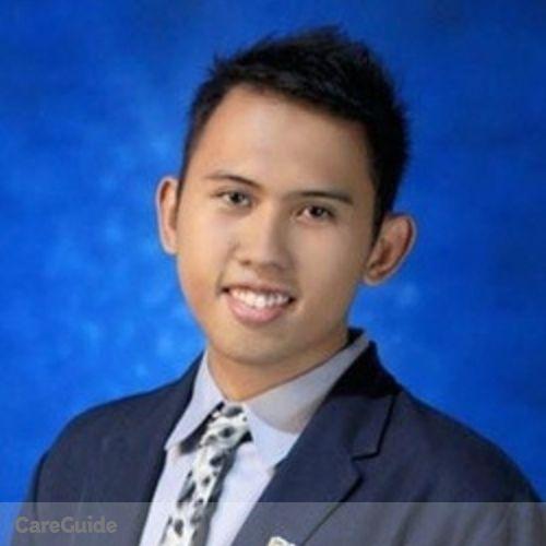 Canadian Nanny Provider Austin Anjelo Sadangsal's Profile Picture