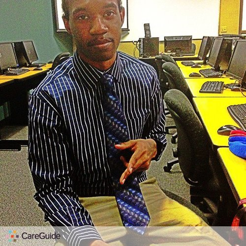 Child Care Provider Darius Franges's Profile Picture