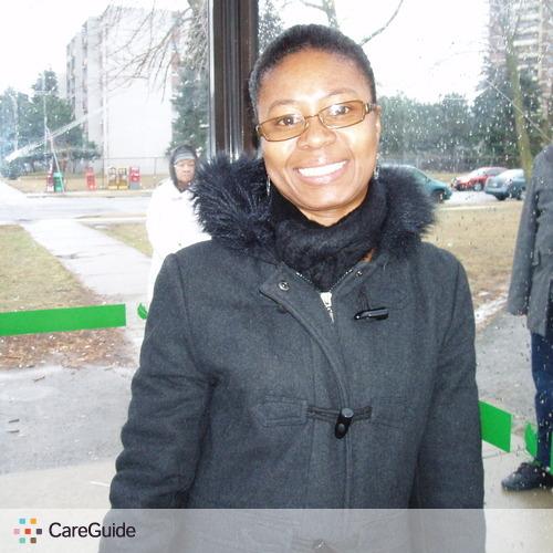 Child Care Provider Marcia Caine-Sergenat's Profile Picture