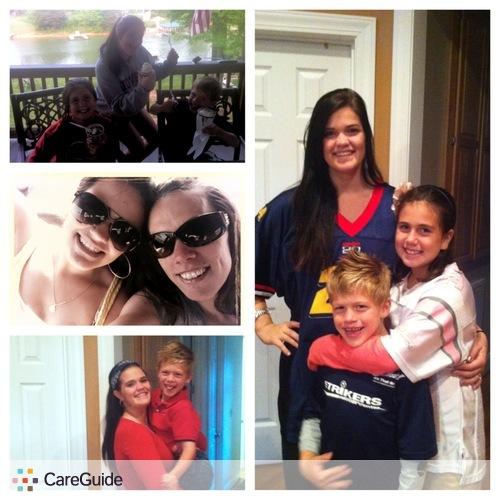 Child Care Provider Cidney Garrett's Profile Picture