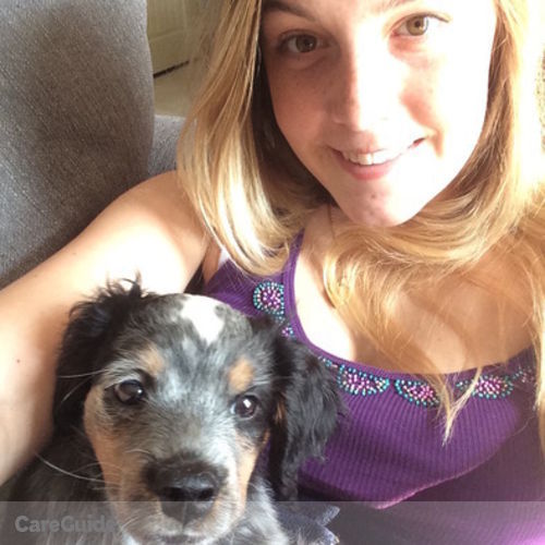 Pet Care Provider Elizabeth Ratajczak's Profile Picture