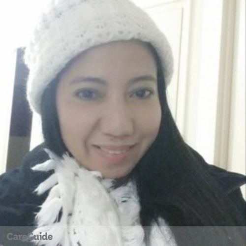 Canadian Nanny Provider Macugay L's Profile Picture