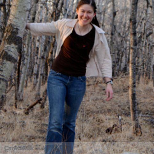 Canadian Nanny Provider Madeleine Wichert's Profile Picture