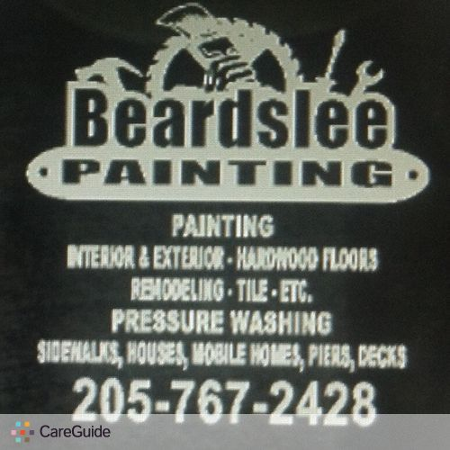 Painter Provider Chandler Beardslee's Profile Picture