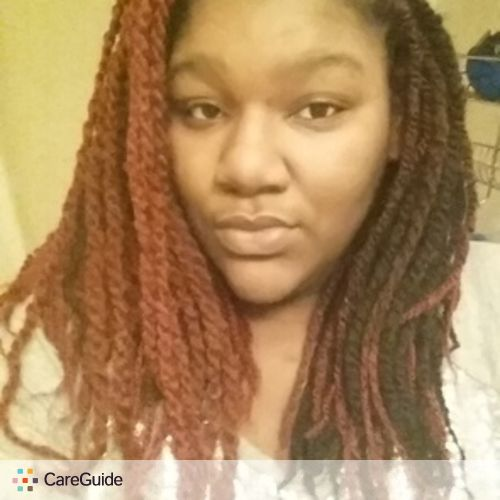 Child Care Provider Kiyah Holden's Profile Picture