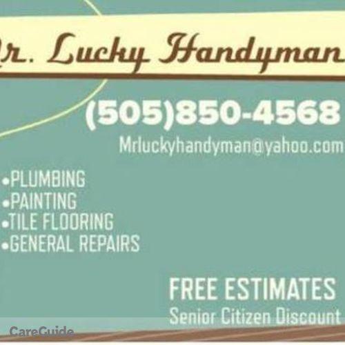 Handyman Provider Orlando Martinez's Profile Picture