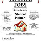 Painter Job in Greenville