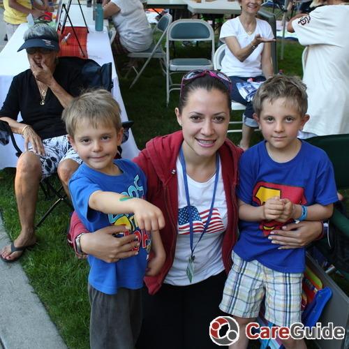 Child Care Provider Inna F's Profile Picture