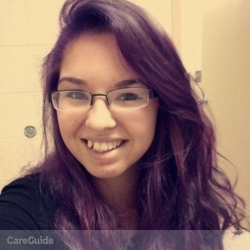 Canadian Nanny Provider Dekota Martin's Profile Picture
